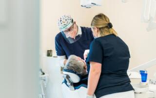 Stomatološki zahvat u ordinaciji dentalne medicine Zagorje Zub, dr. Renato Škrobot, Krpina