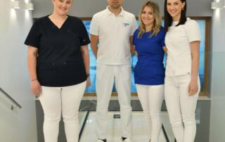 Tim stomatološke ordinacije Zagorje Zub, Krapina