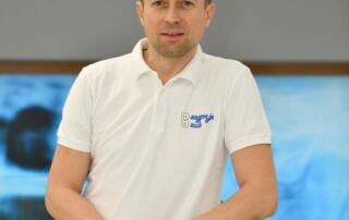 Dr. Renato Škrobot, osnivač i vlasnik stomatološke poliklinike Zagorje Zub, Krapina